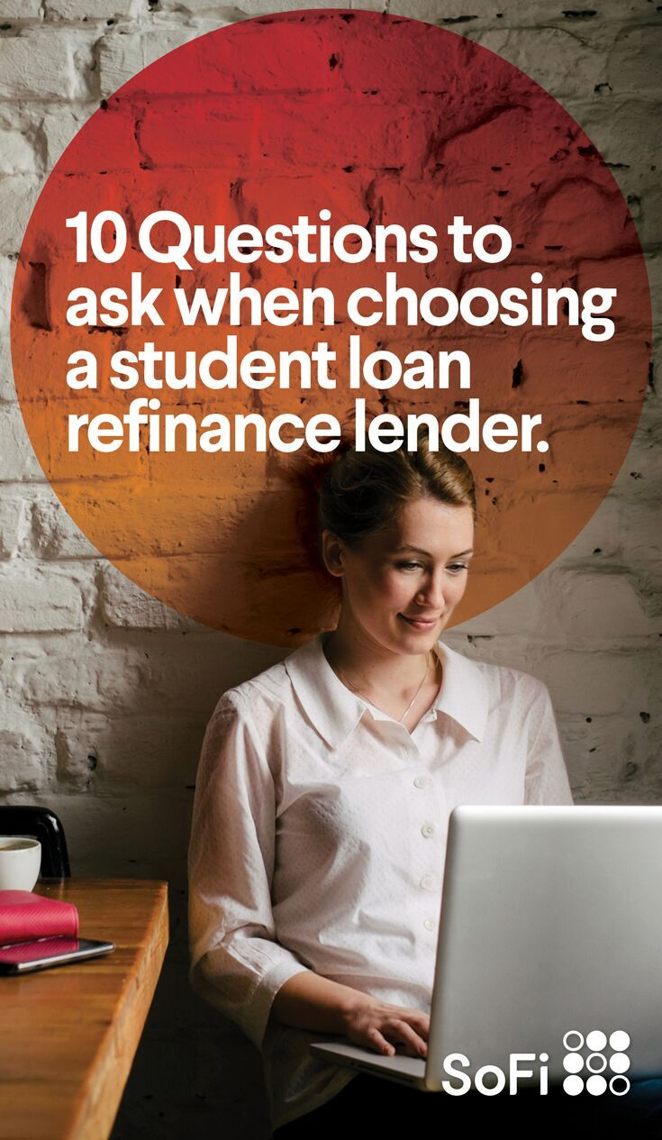 Refinancing your student loans can be a great way to pay off your debt more quickly