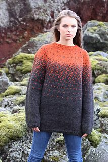 Scatter from Istex Lopi - free pattern