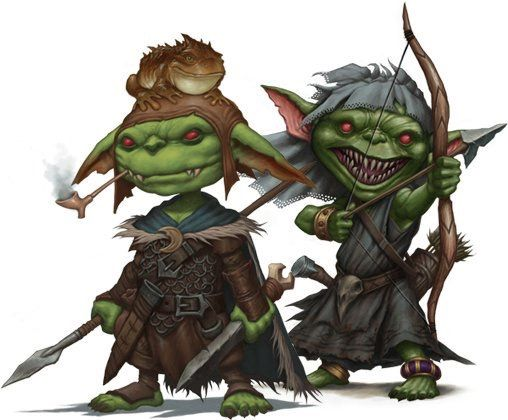 100+ ideas to try about Goblins for D&D