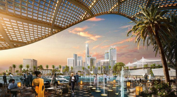 Galería de SOM diseñará el plan maestro del nuevo distrito financiero de Colombo, Sri Lanka - 1