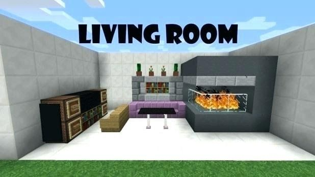 The Minecraft Project Modern Living Room Ideas Was Posted By