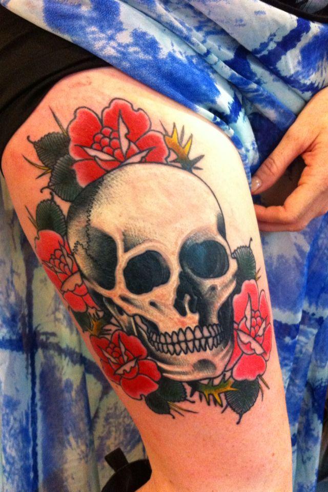 Tattoo by Cory Ohrman at LDF Newtown