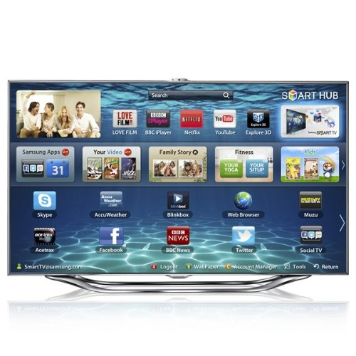 SAMSUNG UE46ES8000UXXU UE46ES8000 46 inch 3D LED Smart Interface TV Black 800Hz FHD Freesat HD - (TV  Audio Televisions) - http://www.cheaptohome.co.uk/samsung-ue46es8000uxxu-ue46es8000-46-inch-3d-led-smart-interface-tv-black-800hz-fhd-freesat-hd-tv-audio-televisions/