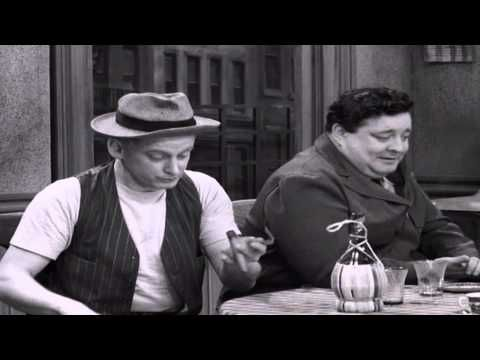 One of the best moments of the Honeymooners 1 - YouTube