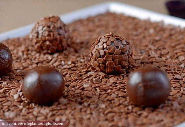 PANELATERAPIA - Blog de Culinária, Gastronomia e Receitas: Brigadeiro Gourmet - Receita Básica