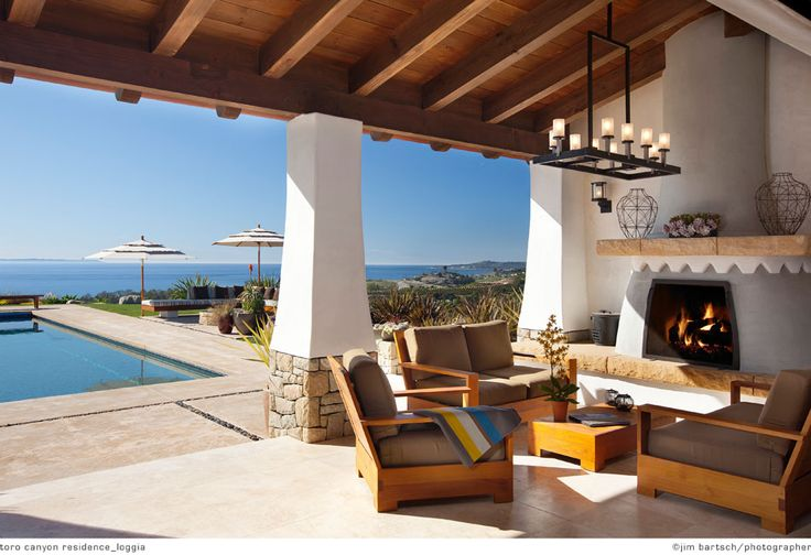Spanish Residential. classic + modern style | large estate property. ocean & mountain view home above the pacific coast.