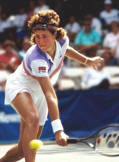 Pam Shriver - USA