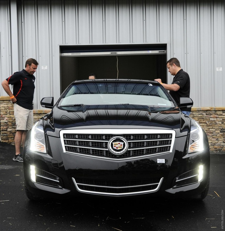 Custom Cadillac Ats: 108 Best Cadillac Grills Images On Pinterest