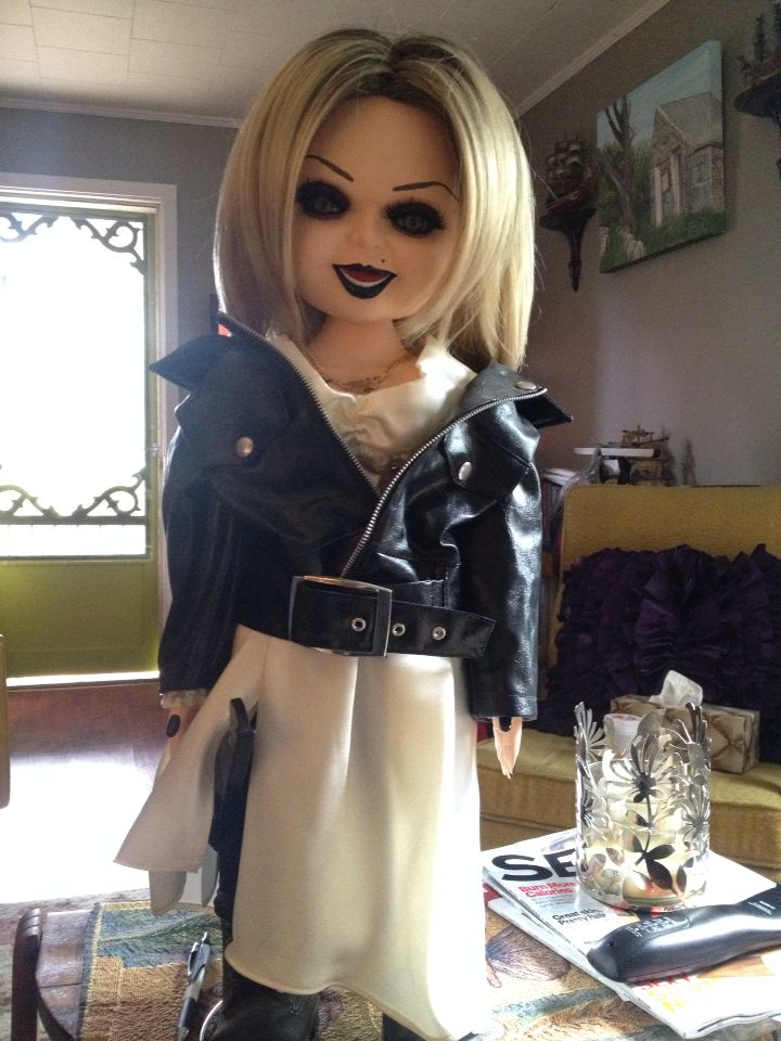 Tiffany Valentine Costume: 38 Best Custom Tiffany Doll