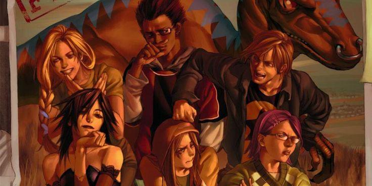 Marvel Announces Runaways Cast & Character Descriptions