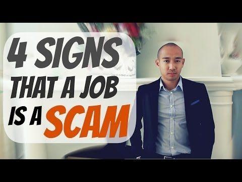 4 Signs that a Job is a Pyramid Scheme