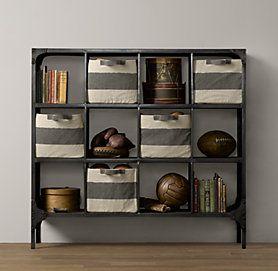 Bookcases & Storage | Restoration Hardware Baby & Child