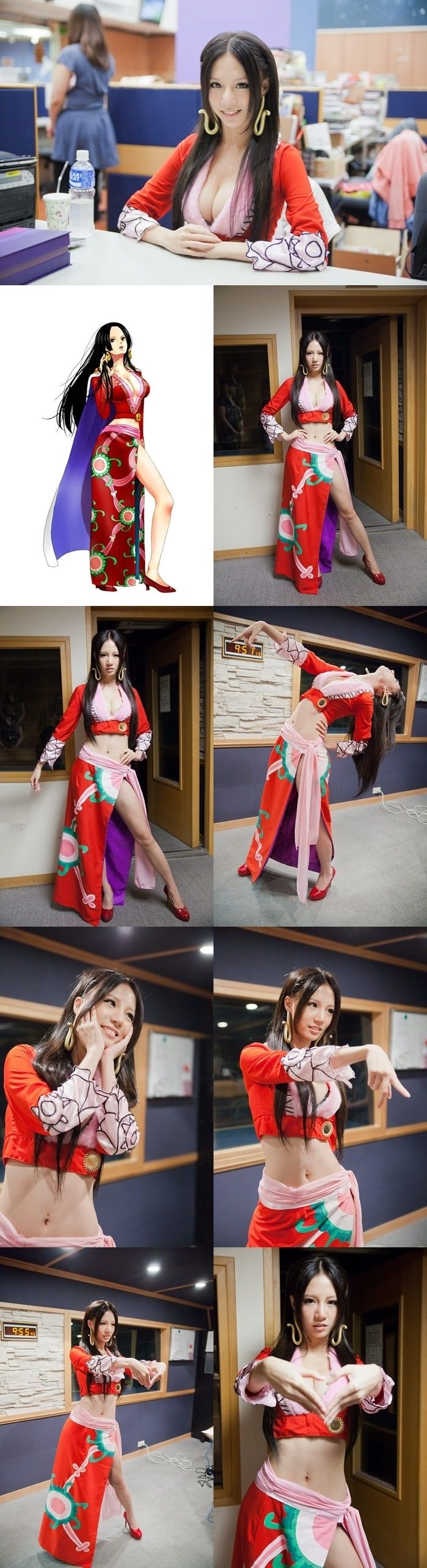Boa Hancock Cosplay - funny pictures - funny photos - funny images - funny pics - funny quotes - #lol #humor #funny
