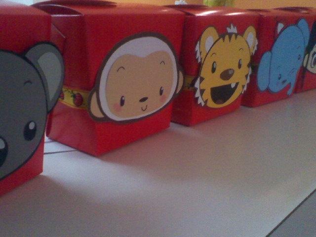 Ni Hao Kai-lan party package/bundle. $70.00, via Etsy.