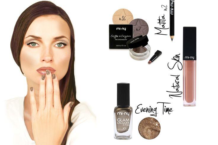 Hello Girls! Pronte per una nuova Settimana? Iniziatela al meglio con un Trucco Leggero e Glitterato che non passerà inosservato!!!  Nei Nostri Store e su http://www.minyshop.com/it/11-make-up   #miny #nailpolish #smalto #nails #glamour #fashion #madeinitaly #noanimaltesting #minycosmetics #nailpolish #glamlacquer #makeup #ombretti #trucco