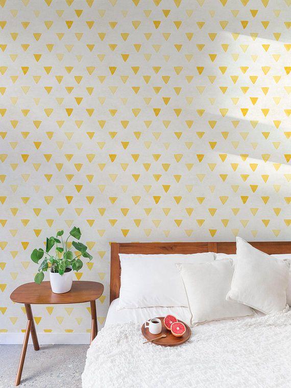 Papier Peint Amovible Peel And Stick Wall Paper Wall Mural Etsy Girls Room Wall Decor Temporary Wallpaper Wall Decor