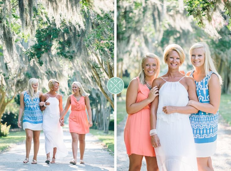 Mother Daughter Session By Charleston Wedding And Family Photographers Aaron Jillian Of Nicholas Photography Based In SC