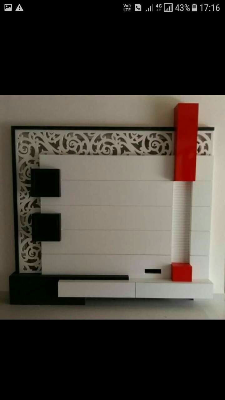 Lcd Panel Design Tv Unit Design Tv: Wall Tv Unit Design, Lcd Unit Design, Tv Wall