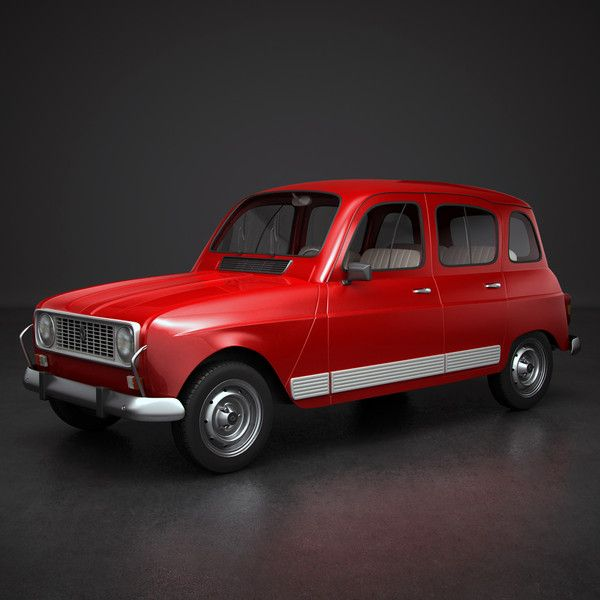maya renault 4 - Renault 4... by mali222