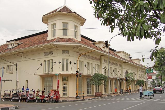 Jalan Asia Afrika in Bandung