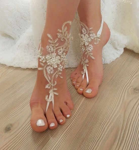 Crochet Barefoot Sandals The Cutest Collection