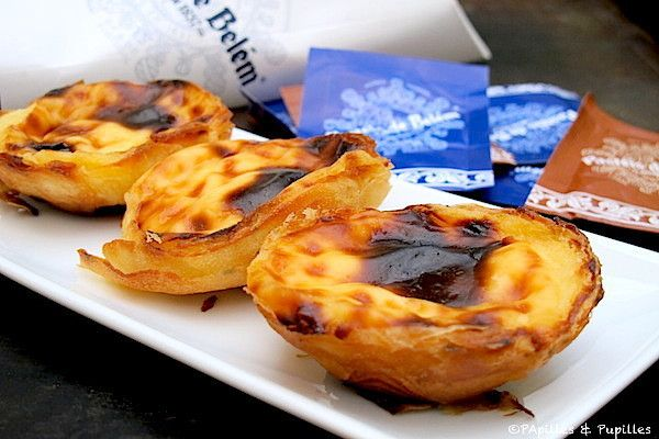 Pasteis de Belém – Lisbonne »