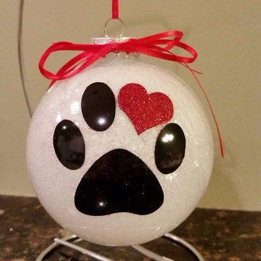 Pet lovers ornaments