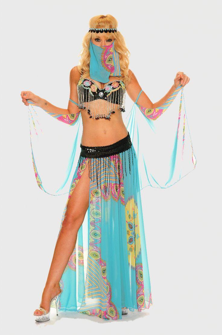Harem Girls Veils 5728 Np Egyptian Pharaoh S Harem