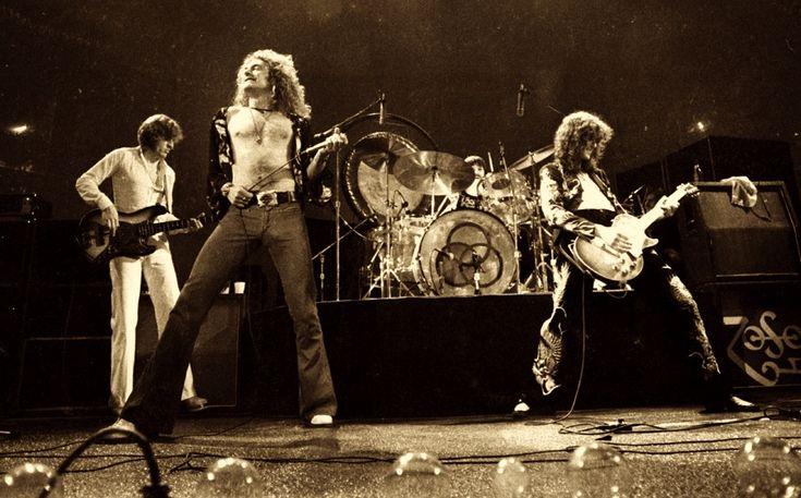 Led Zeppelin - When The Leeve Breaks