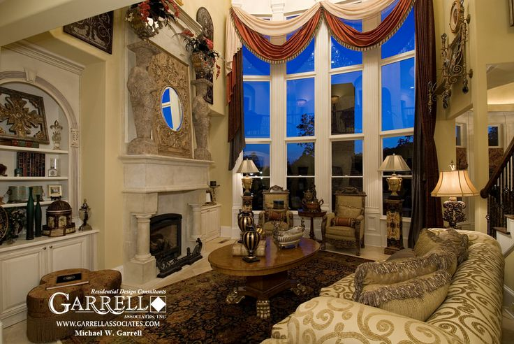 54 best living rooms family rooms great rooms social areas for Grand home designs inc