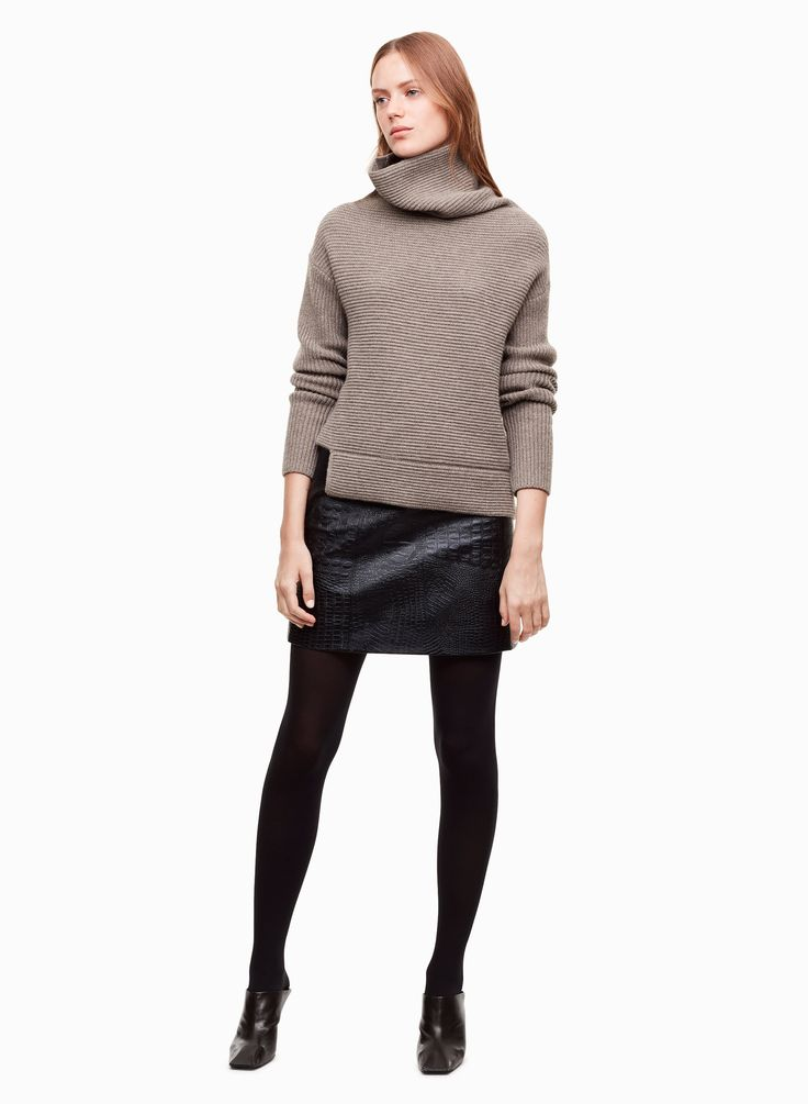 !!! XS (most likely)  or S. Babaton MIKA SWEATER | Aritzia