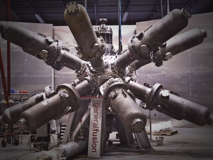 Those guys might just do it soon... Fusion power? Sure!