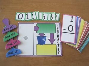 17 Best Images About Autism Math On Pinterest Math