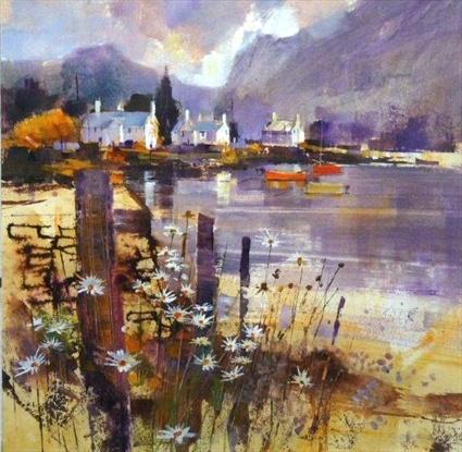 Lochside Bouquet, Plockton, Chris Forsey