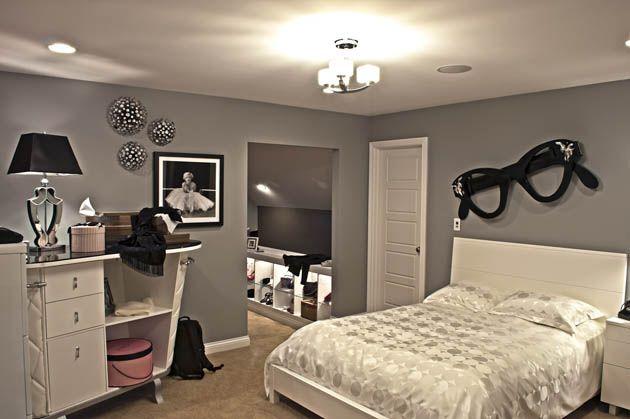 glamorous teenage girl bedroom ideas   Teenage Girl's bedroom-Glamour Themed