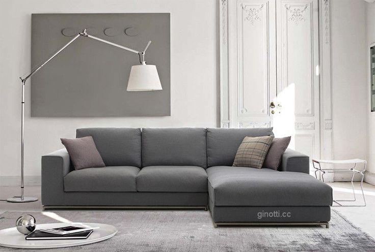 grey l shaped sofa - Google Search