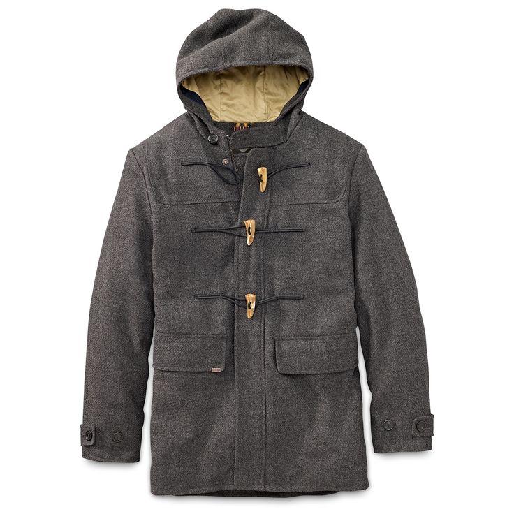 The 25  best Duffle coat homme ideas on Pinterest | Duffle-coat ...