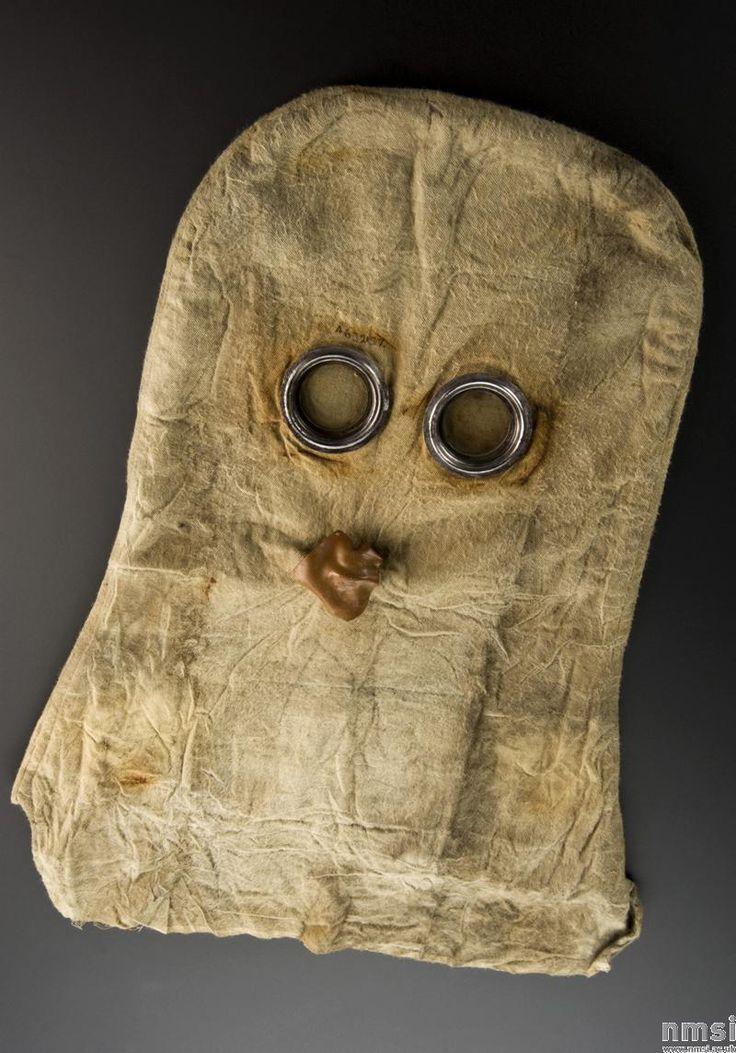 British Gas Mask - 1915