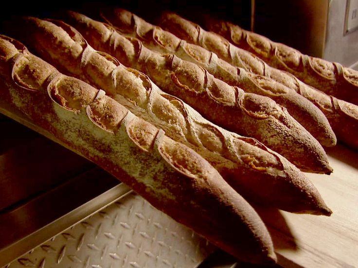 Bien Cuit Baguettes from FoodNetwork.com