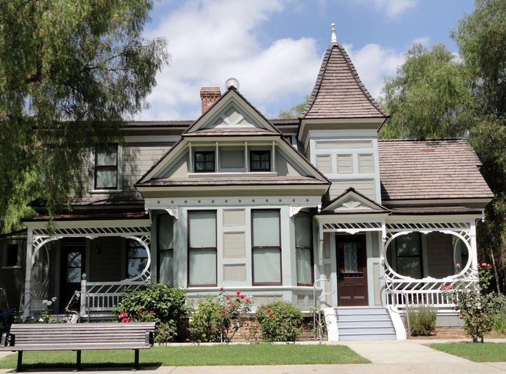 The Doctor's House at Brand Park - one of two remaining Queen Anne Victorian style homes left in Glendale - got its name because it was occupied by four notable area doctors in succession.