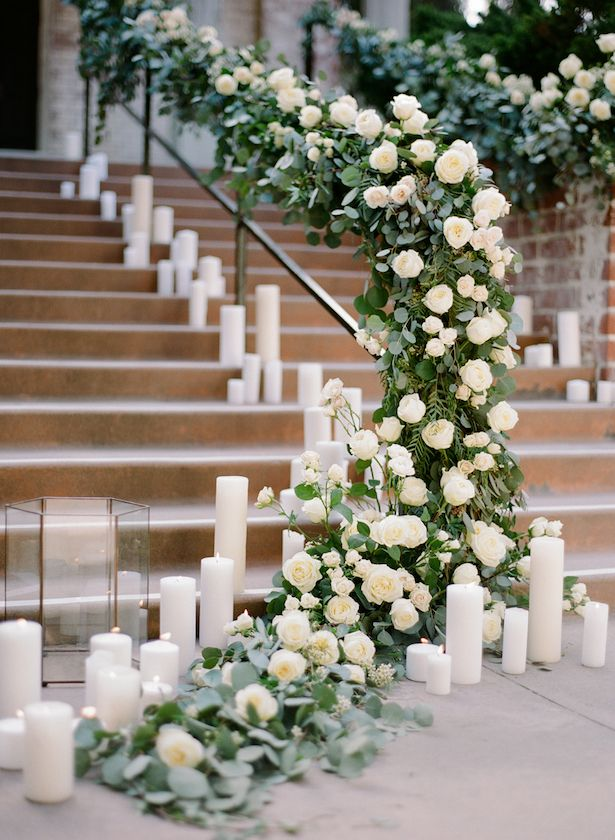 The 25 best wedding staircase decoration ideas on pinterest 15 wedding staircase decor ideas for an ultra glamorous affair junglespirit Image collections