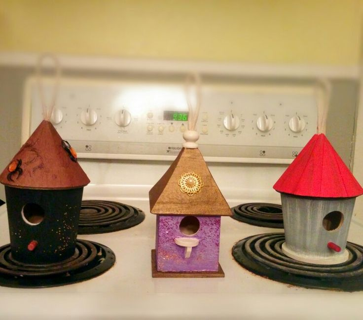 My 3 bird s house :)