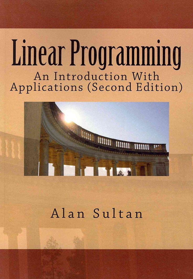 Linear Programming: An Introduction With Applications