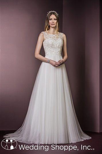 Ellis Bridals Bridal Gown 18058