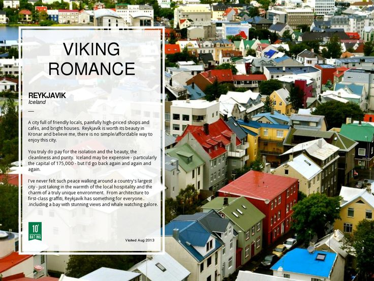 my photo // writeup of my fave city ever - Reykjavik, Iceland @ http://triptea.se/mgjy2