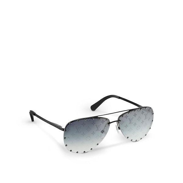 The Party Square Sunglasses Accessories Louis Vuitton Sonnenbrille Brille