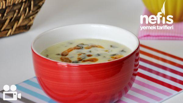 Ispanaklı Çorba Nasıl Yapılır