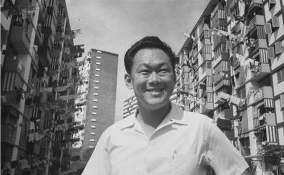 The HDB flats Lee Kuan Yew created solved housing woes in the 1960s.