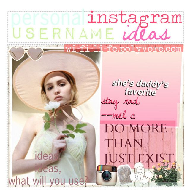 """personal instagram username ideas"" by arianna-is-a-penguin ❤ liked on Polyvore featuring art, melxtipsx and melsunicorns"