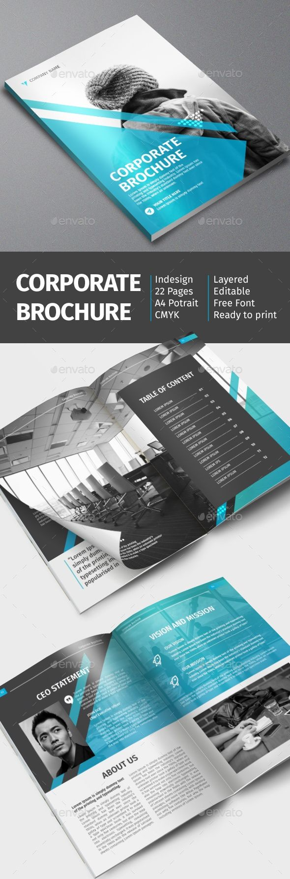 Corporate Brochure Company Profile 7                                                                                                                                                     More
